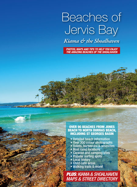 Australia Map Jervis Bay.Beaches Of Jervis Bay Kiama And The Shoalhaven