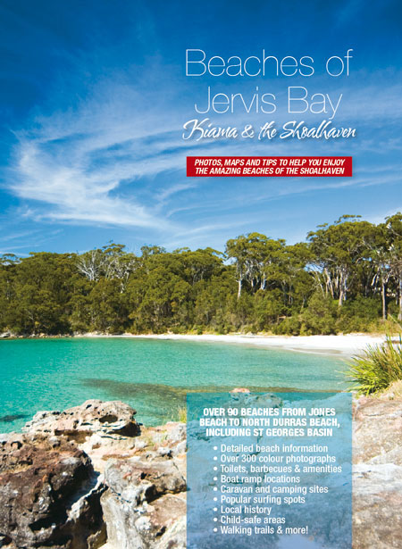 Beaches of Jervis Bay iBook